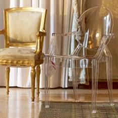 Kartell in Tavola a Villa Widmann Spazio Luce Illuminazione Design Dolo Venezia