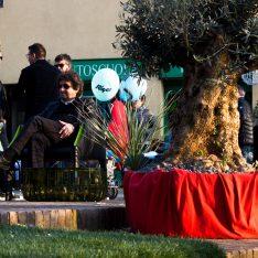 Carnevale Dolo Spazio Luce Un Giardino ad Arte dipinto-giardino Miro' KartellOUTDOOR Magic Hole Philippe Starck