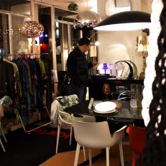 Spazio Luce Moda Design Fashion Kartell Venezia