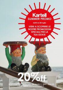 KARTELL SUMMER PROMO